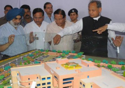 Energy Efficient Rajasthan International Centre to cost 106 cr