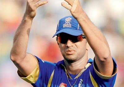 Rahul Dravid confident about Rajasthan Royals come back