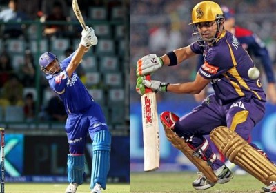 Rajasthan Royals face defending champion Kolkata Knight Riders today