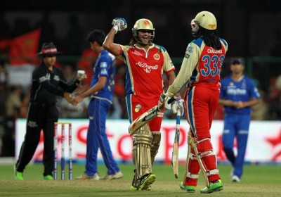Rajasthan Royals lose by 7 wickets to RCB