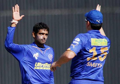 Last year Rajasthan Royals pacer, now Bookie