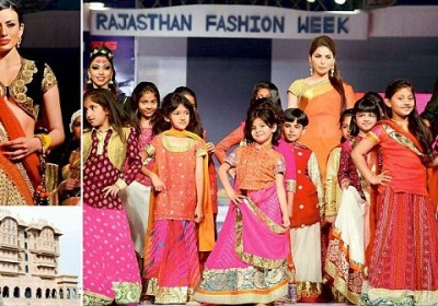 Rajasthan Fashion Week starts with top model Pia Trivedi