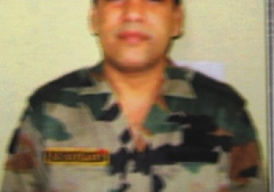 Army officer Major Mahesh Kumar from Jhunjhunu gets Kirti Chakra