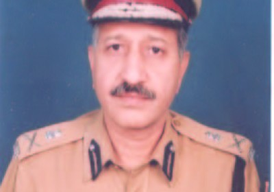 Director General (Jail) Omendra Bharadwaj takes charge as DGP Jaipur