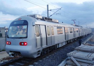 Union Cab may clear 7500 cr Jaipur metro new project this week