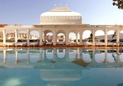 Rajasthan tops with Taj Lake Palace bags no 1 heritage hotel in TripAdvisor's Awards
