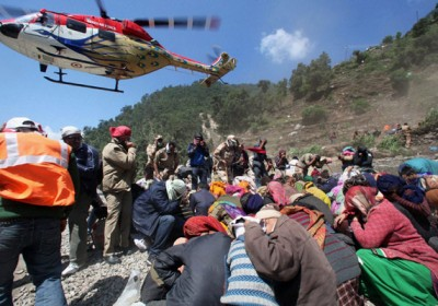 Uttarakhand victims awaits for Raj govt compensation
