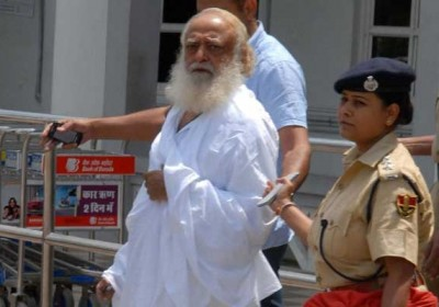 Jodhpur session court frames charges against Asaram