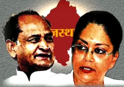 Rajasthan Cong files complaint against poll showing BJP victory