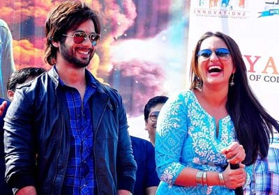 Sonakshi admitted her love for Jaipur