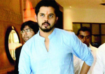 Sreesanth to tie knot with Jaipur princess Nain on December 12