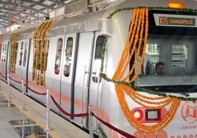 ADB approved $176 million for Jaipur metro extension