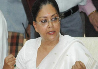 CM Raje told Rajasthan's fiscal situation worsened in Cong rule