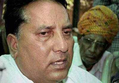 Court framed charges against former Rajasthan minister Babulal Nagar