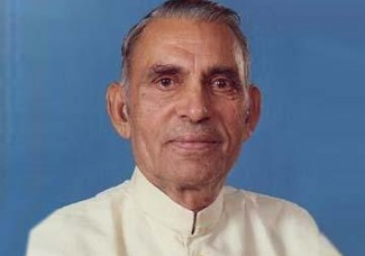 Union Minister Sis Ram Ola dead, state funeral Monday