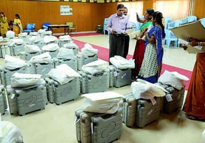 Counting for Churu Assembly Seat on Dec 16