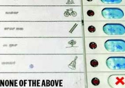 Over 5.88 lakh voters in Rajasthan pressed NOTA button