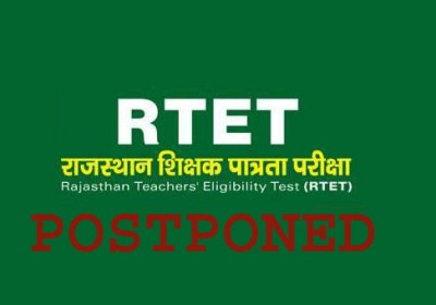 RBSE postpones RTET exam after coinciding with NET, SSB exam date