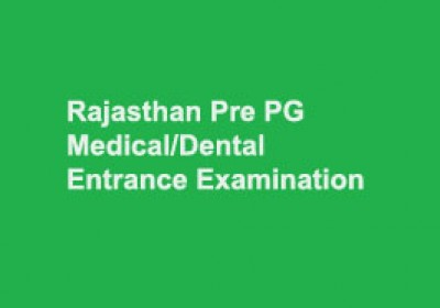 Admit Card for RUHS Pre-PG Medical/Dental Entrance Exam 2014