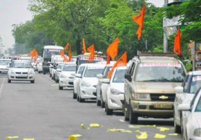 SUVs and special arrangements for New Rajasthan MLAs