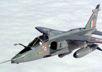 Air Force Jaguar crashed in Bikaner