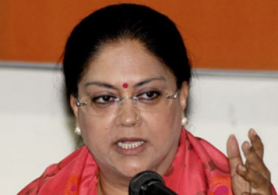 CM Raje plans for separate Rajasthan Subordinate Selection Board