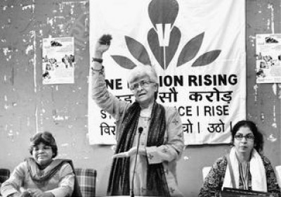 'One billion rising' campaign meet in Jaipur