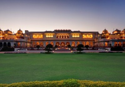 Rambagh Palace honoured for eco friendly activities
