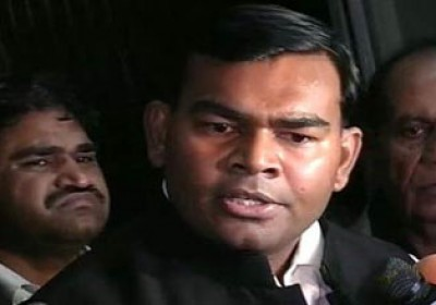 Rajasthan MLA detained before taking oath in assembly