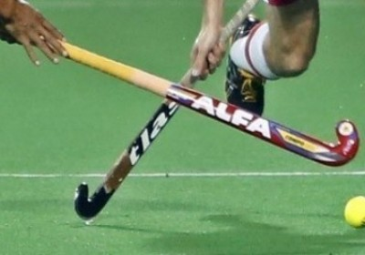 Rajasthan Won First Game in National Hockey Championship