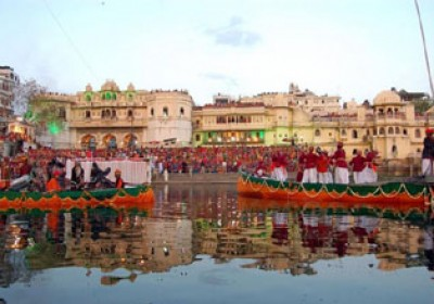 Gangaur Festival of Udaipur Celebrated With Full Vigor and Joy