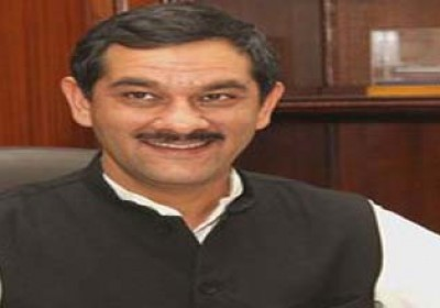 Jitendra Singh From Congress Files Nomination From Alwar