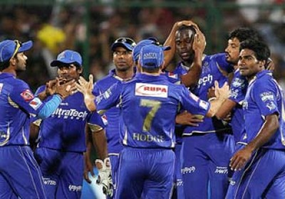 Rajasthan Royals Beat Hyderabad Sunrisers by 4 Wickets