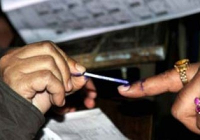 Re-polling in Rajasthan 3 Booths on 21 April