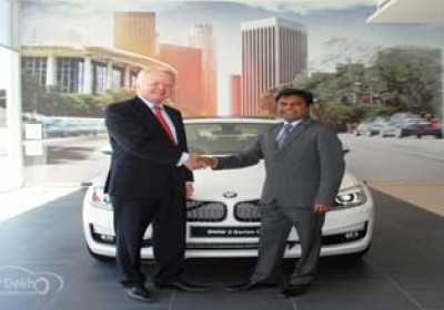 BMW Luxury Cars to Have their 38th showroom in Udaipur