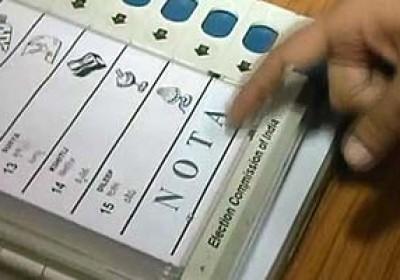 Rajasthan records 1.21 percent NOTA votes