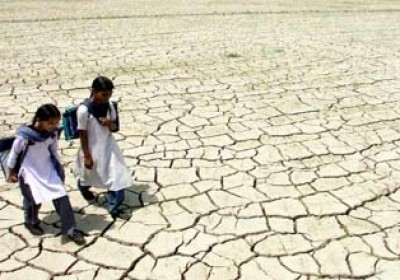 Record Rise in Temperature in Rajasthan