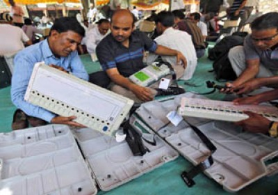 First Time in Country, EVM to be used in Rajasthan University
