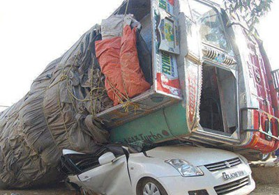 Rajasthan: Seven person killed in two road mishaps.