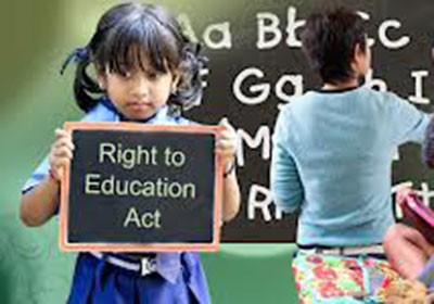 Rajasthan Govt is not in the Favour of Right to Education Act-2009