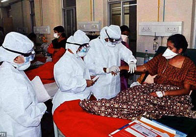 Swine Flu: Death toll reached to 81 in Rajasthan