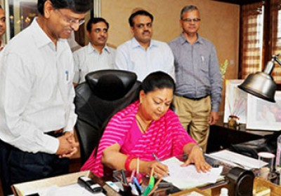 Rajasthan Joined hand with Singaore on urban water management