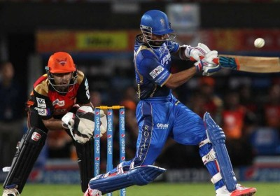 Rajasthan Royal Wins By 6 Wickets Against SunRisers Hyderabad