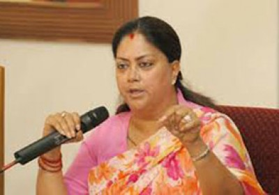 Vasundhara Raje Recommended Lalit Modi for Padma Award in 2007 : Says Rajasthan Congress