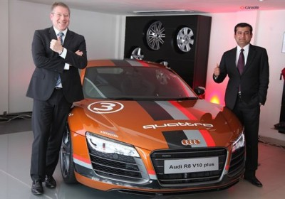 Audi Approved its first pre-owned Luxury car showroom in Rajasthan