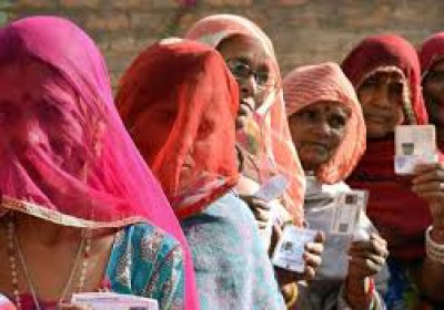 Over 76 percent polling recorded in  civic polls