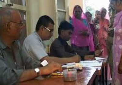 Voting Begins for in Rajasthan's 129 civic bodies