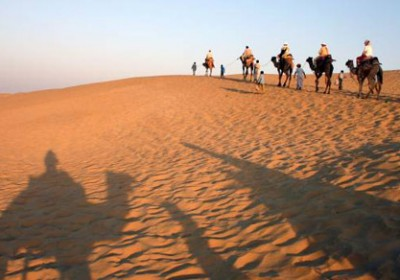 Jaisalmer Launch Eco Tourism Schemes for Foreign Tourists