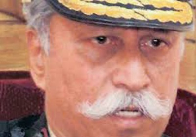 Police file fir against ex-army commander for alleged cheating and forgery
