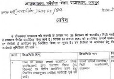 Rajasthan Government Cancel Bakar Eid Holiday In State